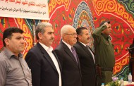 افتتاح النصب التذكاري للشهيد ابو خضير في بيتونيا
